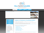 Builders Christchurch, Paul McStay - Home - Builders Christchurch, Paul McStay Quality Home Buildi