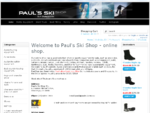 Paul's Ski Shop - buy online snow or water sports equipment in australia, snow and water sports onl