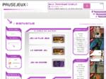 Jeux flash et jeux. fr en ligne gratuits (sudoku, jeux de lettres, jeux mobiles) sur Pausejeux. fr