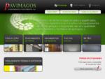 Pavimagos . Isolamento poliuretano projectado, pavimentos de madeira, capoto, tratamento de pedr