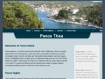 Paxos Thea
