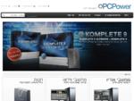 פיסי פאוור - מחשבים וציוד אודיווידאו מקצועי