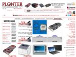 Plonter. co. il חנות המחשבים המקוונת הגדולה בישראל עם מבחר ענק של מעבדים, אינטל נוק, לוחות אם, דיס