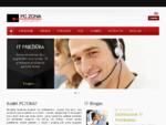 Kompiuterių priežiūra ir kitos IT paslaugos verslui - PCZONA. lt