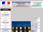 PDALD 42 Un Logement pour Tous Loire