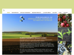 Peak Research Limited - Specialists in Horticultural Efficacy Research, Residue Climate Crop .