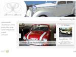 Automóveis Clássicos - Aluguer, Comércio, Venda de peças e antiguidades - Caldas da Rainha