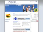 Pecunia -Willkommen bei Pecunia