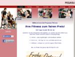 Fitnessstudio Pegasus Fitness in Tulbing, Tulln, Purbach, Spital, Strallegg