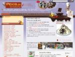 Pekis. si | Slaščičarski pripomočki za peko in dekoracijo sladic