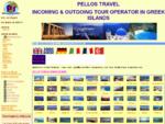 Greece holidays. Greek islands villas hotel accommodation studios car rental - Rhodes tour operator.