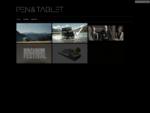 Pen and Tablet motion design