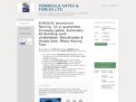 Aluminium Gates Fences Shade Sails Balustrades Building Contractors Bathurst Motor Racing Tour