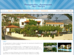 Pennystella apartments Agia Pelagia Crete Greece