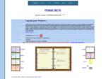PENSE BETE Logiciel agenda pour windows