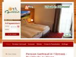 Zimmer mit Halbpension in Filzmoos zentrale Lage - Pension in Filzmoos zentral direkt am Lift
