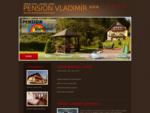 Pension Vladimír *** - levné ubytování Krkonoše