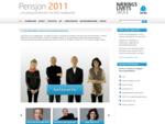 Pensjon 2011 - Hjem