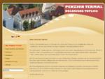 Penzion Termal Dolenjske Toplice - Über Pension Termal