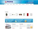 PEPA - Infinitas possibilidades - Construção Civil, Elétricos, Ferramentas, Hidráulico, Equipame