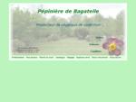 Pépinière de Bagatelle