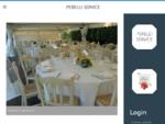 Perelli Service noleggio vendita gazebo tensostrutture