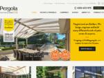 Awnings Sydney, Patio Builders, Pergola Builders 8211; Pergola Land