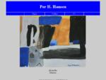 Billedkunstner Per H. Hansen - hovedside