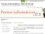 Gabinete de Peritos Informáticos - perito informatico