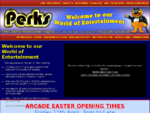 Perks Family Indoor Entertainment Centre - Youghal, Co. CorkIreland - Featuring Funfair, Bowling, ...