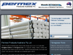 Fibreglass Battens and Rod - Permex Products Australia Bluestreak