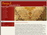 Rankų darbo kilimai | antikvariniai | modernūs | Leonardo da Vinci programa