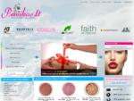 Kosmetika internetu pigiau | Persikas. lt