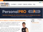 Entrenador Personal Trainer en Tenerife Nutricionista Dietista