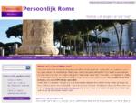 Beleef meer van Rome met Persoonlijk Rome