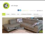 Petalotis Sofa Design