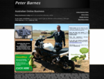 Peter Barnes - Australian business, marketing and song websites.