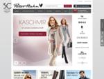 Mode und Marken Bekleidung - Einkaufen im Peter Hahn Online-Shop