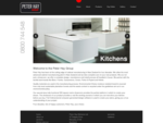 Peter Hay Group | Kitchens, Bathroom Vanities, Office Furniture