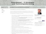 PeterWetzel