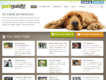 Petguide. co. nz - NZ's best pet directory