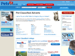 Pets for Sale - Dogs, Cats Horses for Sale, Lost Found Pets