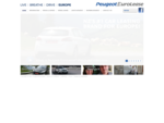 Peugeot EuroLease - Let Peugeot turn the Drive of your Life into the Holiday of your Life!