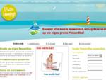 Je eigen persoonlijke Peuter Site (Peuter website), eenvoudig alle ontwikkelingen bijhouden.
