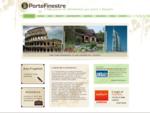 PorteFinestre - il tuo punto di riferimento per porte e finestre