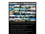PG Larsson Bildelar AB. Tibro - USA delar
