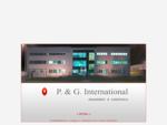 P G International s. r. l.