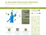 Herboristerie Nantes, Nouvelle Pharmacie Nantaise