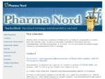 Tere tulemast Pharma Nordi lehele - Pharma Nord
