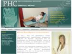 PHC κέντρο φυσικοθεραπείας - Δ. Νικολάου